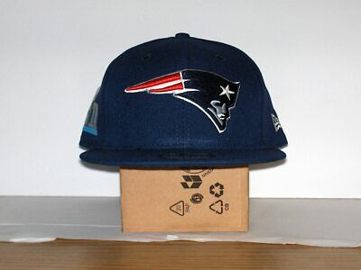 fashion style detailed look buy popular NEW ~ New England Patriots Super Bowl LII New Era 59fifty Fitted ...