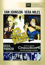 23 Paces to Baker Street 1956 (DVD) Van Johnson, Vera Miles, Cecil Parker - New!