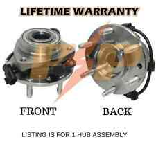 Brand New Front Wheel Hub & Bearing Assembly 513188 fit 02-09 GM Chevy w/ ABS