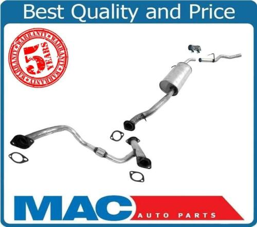 Y Pipe Muffler and Tail Pipe For Nissan Frontier 4x4 03//1999 to 07//2000 3.3L