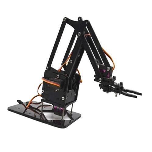 WIFI Controller + Wifi Roboterarm Bausatz Set inkl Roboterarm Lenkgetriebe