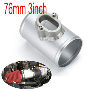 76mm-3inch-Air-Mass-Sensor-Adapter-Fit-For-CHEVROLET-CRUZE-OPEL-ASTRA-MAF