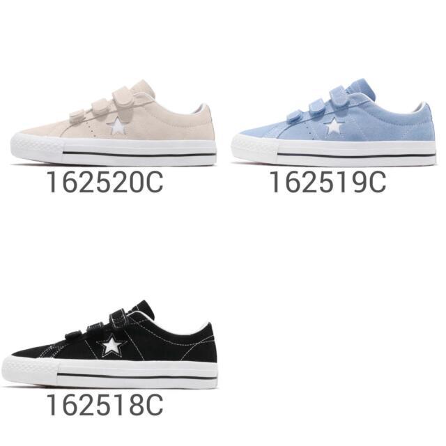 Converse One Star Pro 3V OX Straps Men Women Skate Boarding Shoes Sneaker Pick 1