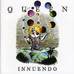 Queen - Innuendo 2011 Re-Mastered (NEW CD)