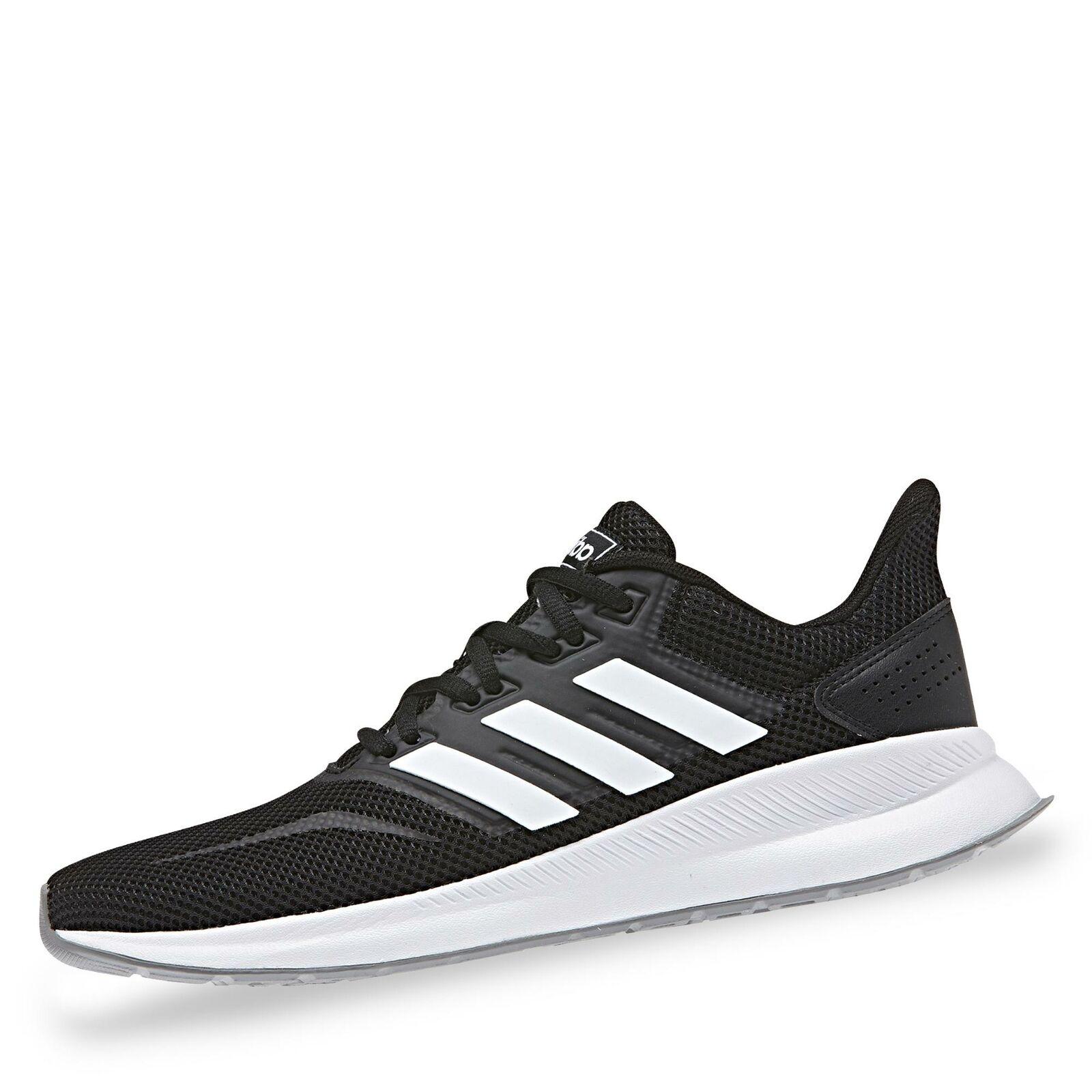 Adidas RunFalcon Herren Sportschuh Streetrunning Halbschuh Schnürer Schuhe