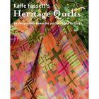 Kaffe Fassett's Heritage Quilts Fassett Rowan Yarns Hardback 9781907544958
