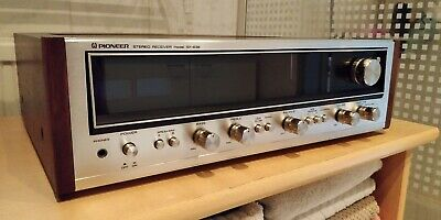 Pioneer Sx-636 Am/fm Stereo Receiver (1974-76)