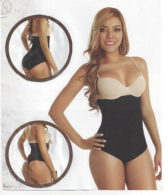 FAJA TOP LESS HALF BACK BODY SHAPER / REDUCER