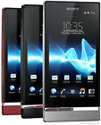 """4"""" Unlocked Sony Ericsson Xperia P LT22i Android Smartphone 8MP 16GB 3 Colors"""