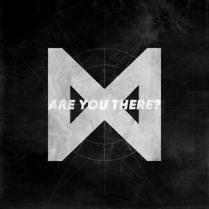 MONSTA-X-TAKE-1-ARE-YOU-THERE-2nd-Album-Ver-II-CD-FotoBuch-2p-Karte-Pre-Order