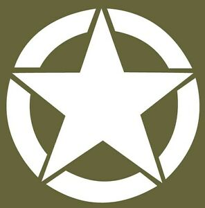 Military-Army-Star-Vinyl-Decal-Sticker