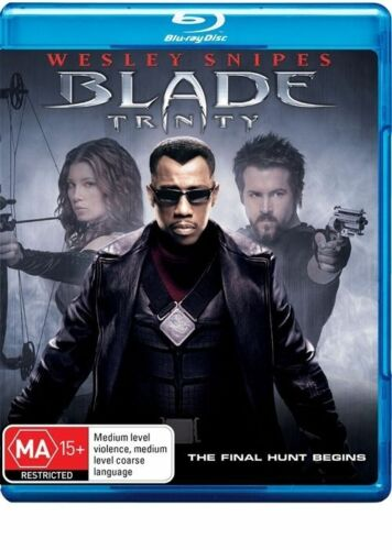 1 of 1 - Blade Trinity (Blu-ray, 2012)