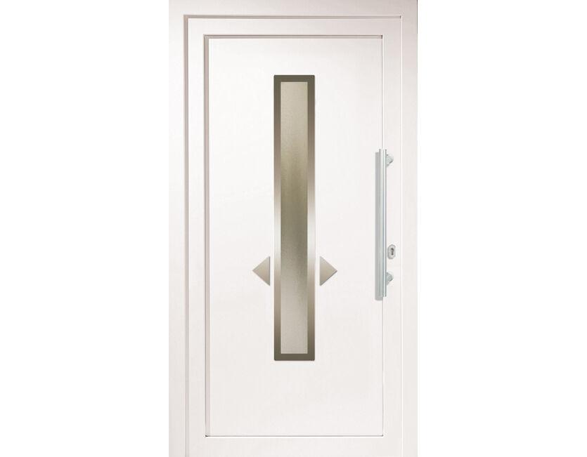 Aluminium Haustür Haustüren Tür Türen Lendorf NEU weiß Eingangstür Alu