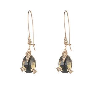 Alexis Bittar Crystal-Encrusted Mosaic Futuristic Earrings B9jZEQouyL