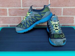 717da3eb869 Men s Adidas Vigor 3 M TR Trail Running Shoes Size 6.5 Gray   Blue ...