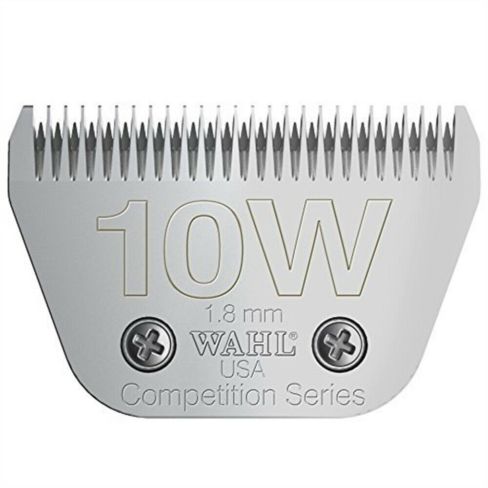 Wahl Competition Blade Number 10w Full Tooth Wide - Clipper Series Dog Grooming