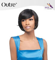 Outre Quick Weave Eco Synthetic Wig Violet