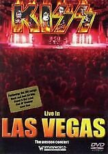 Kiss-Live-In-Las-Vegas-DVD-very-good-condition-dvd-t1