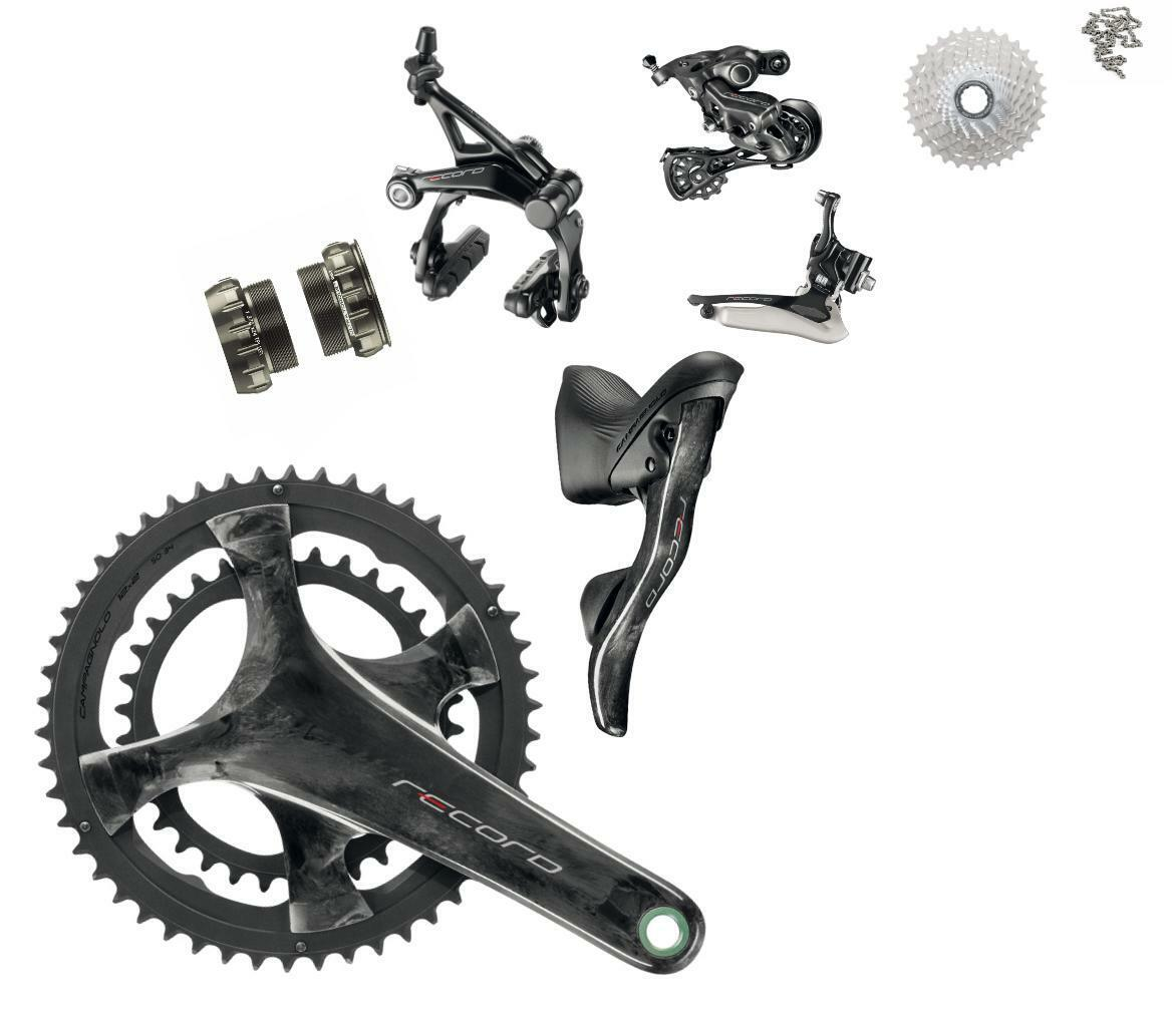 Campagnolo Record 12-Speed 8-Piece Groupset NEW   NIB   select from the newest brands like