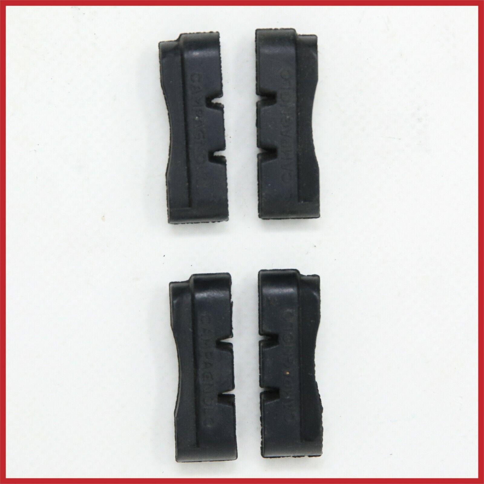 Nuevo viejo stock original CAMPAGNOLO DELTA Brake Pad Set almohadillas C-RECORD frenos Vintage 1st 2nd