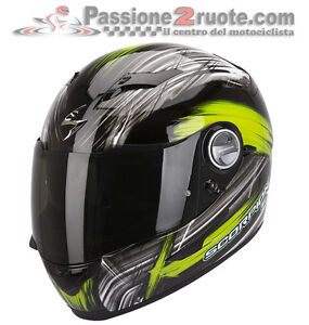 Casco-Scorpion-Exo-500-air-Ewok-Nero-Verde-integrale-moto