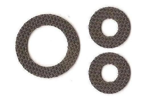 Smooth Drag Carbontex Drag Washers #SDD161 DAIWA REEL PART Aird 2000SH 3