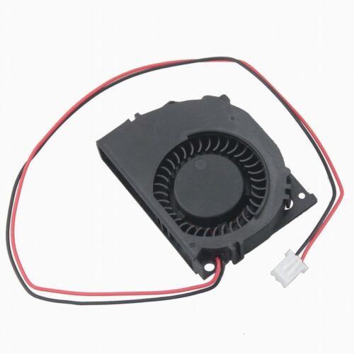 12V 50mm 10mm Blower Fan 50x10mm PC Computer 3D Printer Cooler Turbo Fan 2pin