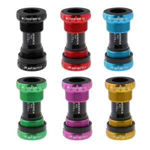 Mountain-Bike-Bottom-Bracket-Thread-Type-BB68-24mm-Bicycle-Components-Parts