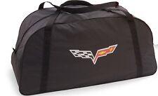 2005-2013 Chevrolet Corvette Black Outdoor Car Cover Storage Bag by GM 19158354