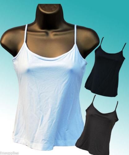 M/&S String Strap Top Sizes 8-18 Black Brown White