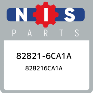 82821-6CA1A-Nissan-828216ca1a-828216CA1A-New-Genuine-OEM-Part