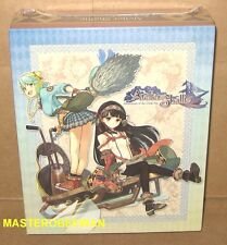 PS3 Atelier Shallie: Alchemists of the Dusk Sea Limited Edition New Sealed + DLC