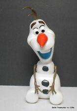 Disney's Frozen Olaf Coin Penny Piggy Bank