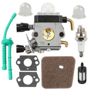 Filtro-De-Combustible-Aire-Carburador-Junta-de-piezas-para-STIHL-FS38-FS45-FS46-FS55-Trimmer