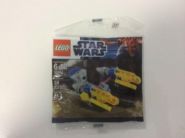 Star Wars Lego 30057 Anakin's Pod Racer - Brand New & Sealed
