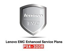 €209+IVA LENOVO EMC 5WS0A37770 PX4-300R Enhanced Service Plans 3-Years 24x7