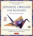 Japanese Origami for Beginners by Vanda Battaglia Activity Kit