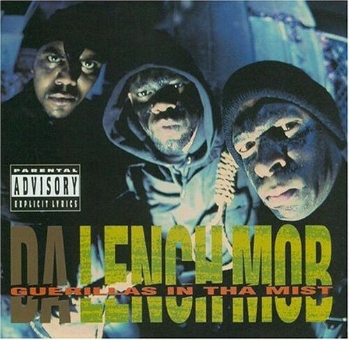 Da Lench Mob - Guerillas in Tha Mist [New CD] Explicit, Manufactured On Demand