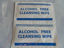 Sterowipe Alcohol Free Cleansing Wound Wipes Quantity 100