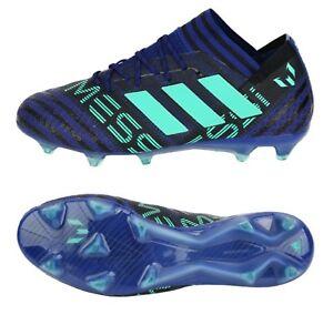 Tenis de Futbol Adidas Hombre Adidas Nemeziz 17.1 FG Azul | iFixUrDevice