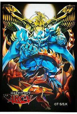 YUGIOH - 50 GOD Card SLEEVES - Ra OBELISK and SLIFER The Sky Dragon ULTRA RARE
