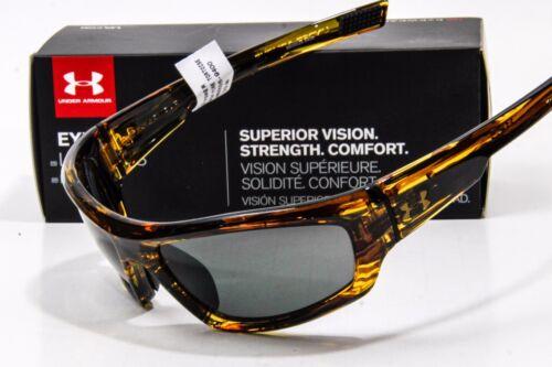 De Gafas Nuevo Under Sol Negro Armour Polarizados Carey Ua Power Elija xqxwICf