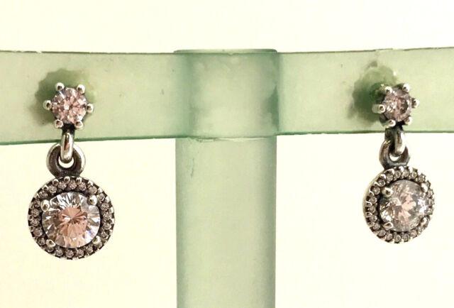 plus grand choix de 2019 magasins d'usine taille 7 Bijoux Pandora Boucles D'oreilles pour Femmes 290594cz