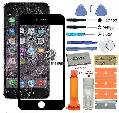 Penglai Sostituzione Schermo per iPhone 6 4,7  Bianco,Display Touch Digitizer Assembly con Strumenti di Riparazione per iPhone 6