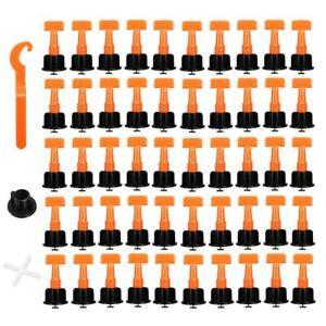 Set Level Keile Fliesenkreuze für Fußboden Wand Fliesen Ausgleich S SL# 50pcs