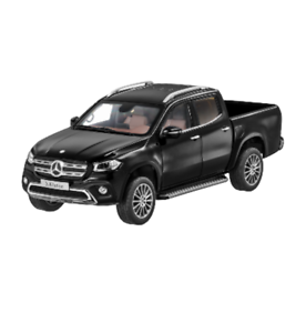 Mercedes Benz Clase X 470-x Pickup Kabara nero 1 18 Nuevo OVP Norev