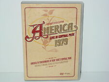 "*****DVD-AMERICA""LIVE IN CENTRAL PARK 1979""-2008 Eagle Rock*****"