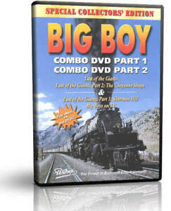 Union-PACIFIC-Big-Boy-storia-l-039-ultimo-dei-giganti-2-DVD-1-CASE-PENTREX-a-vapore