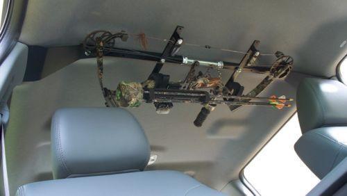 Gran día rápido Dibujar Camión Sobrecarga arco Arma Pistola Almacenamiento Rack CL1503-OBR