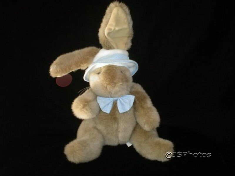 Ganz Bunny Rabbit The Heritage Collection 10  Rare 1985